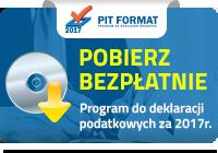 Bezpłatny Program PIT 2017